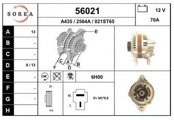 Генератор EAI 56021