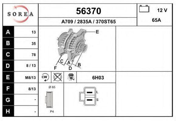 Генератор EAI 56370