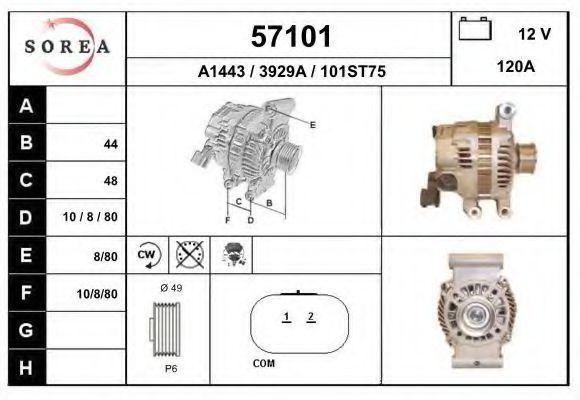 Генератор EAI 57101