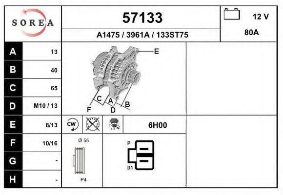 Генератор EAI 57133