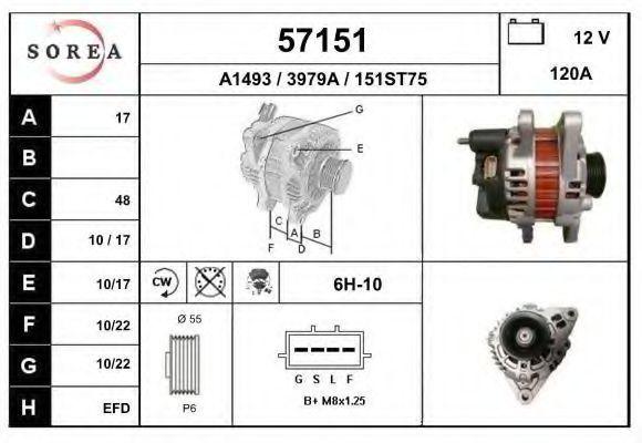 Генератор EAI 57151