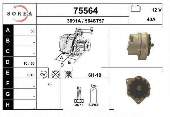 Генератор EAI 75564