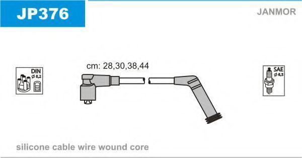 Провода высоковольтные комплект JANMOR JP376
