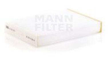 Фильтр салона MANN CU 25 012