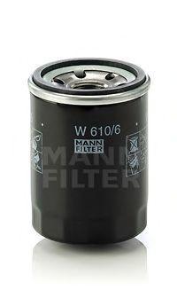 Фильтр масляный MANN W6106