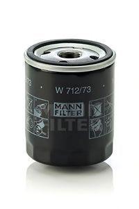 Фильтр масляный MANN W71273
