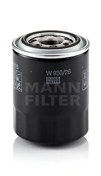 Фильтр масляный MANN W93026