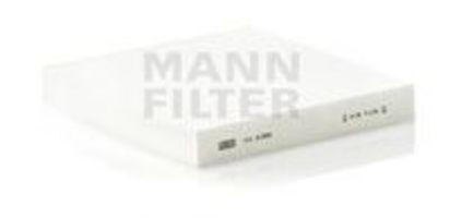 Фильтр салона MANN CU2358