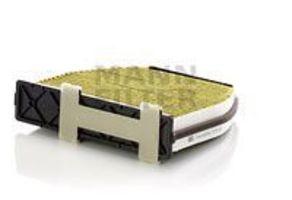 Фильтр, воздух во внутренном пространстве MANN FP290051
