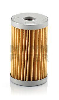 Масляный фильтр MANN H53