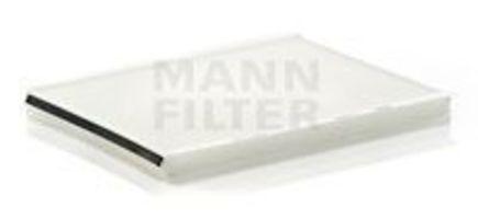 Фильтр салона MANN CU2839