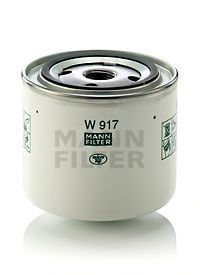 Фильтр масляный MANN W917