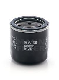 Фильтр масляный MANN MW65