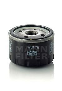 Фильтр масляный MANN MW 75
