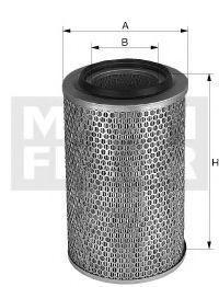 Воздушный фильтр MANN C16197