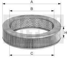 Воздушный фильтр MANN C2639