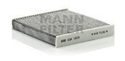 Купить Фильтр воздуха салона угольный MANN CUK1919