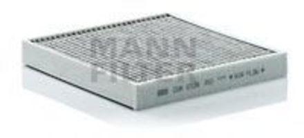 Купить Фильтр воздуха салона угольный MANN CUK2339