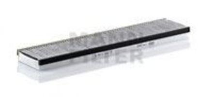 Фильтр салона угольный MANN CUK5257