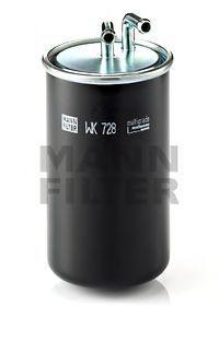 Фильтр топливный MANN WK728