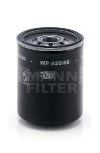 Фильтр масляный MANN WP 920/80