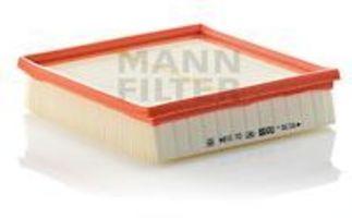 Купить Фильтр воздуха салона MANN CU2184