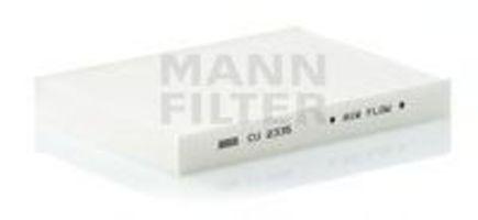 Фильтр салона MANN CU2335