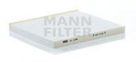 Фильтр салона MANN CU2336