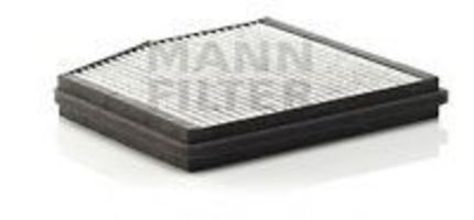 Купить Фильтр воздуха салона угольный MANN CUK2335