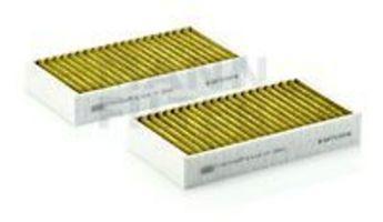 Купить Фильтр воздуха салона MANN FP26462