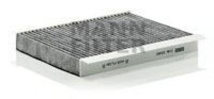 Купить Фильтр воздуха салона угольный MANN CUK2680