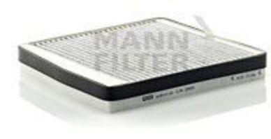 Купить Фильтр воздуха салона угольный MANN CUK2855