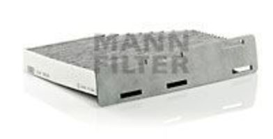 Фильтр салона угольный MANN CUK2939