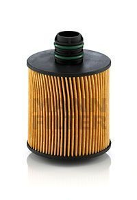 Фильтр масляный MANN HU8006Z
