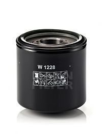 Фильтр масляный MANN W 1228