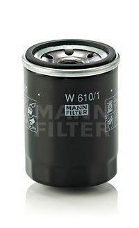 Фильтр масляный MANN W6101