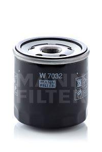 Фильтр масляный MANN W 7032