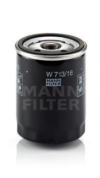 Фильтр масляный MANN W71316