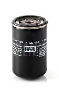 Фильтр топливный MANN WK719/6