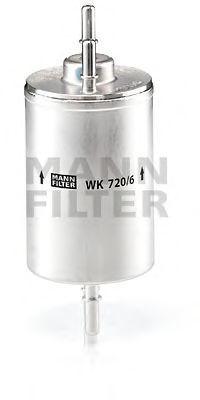 Фильтр топливный MANN WK720/6