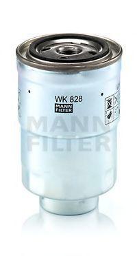 Фильтр топливный MANN WK828X