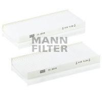 Фильтр салона MANN CU 2216-2
