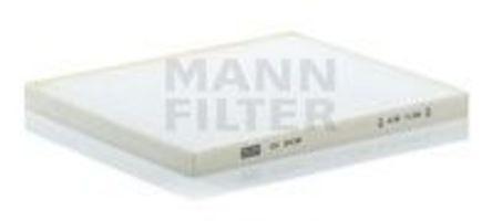 Фильтр салона MANN CU2434