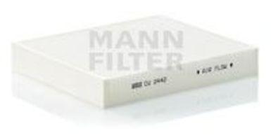 Фильтр салона MANN CU 2442