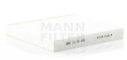 Купить Фильтр воздуха салона MANN CU26009