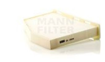 Фильтр салона MANN CU2939
