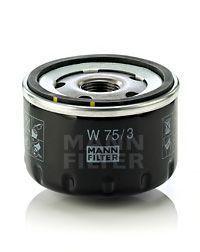 Фильтр масляный MANN W753