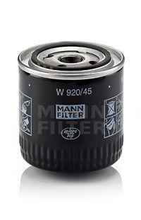 Фильтр масляный MANN W92045