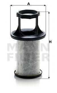 Купить Фильтр воздушный MANN LC5001X