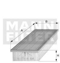 Фильтр воздушный MANN C3993
